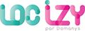 Logo Locizy Domanys